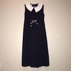 Bonnie Jean Nautical Sailor Dress Girls 10